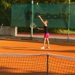 Závodní tenis - jednotlivci
