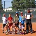 mladší žáci v Jihlavě - 2011